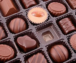 Chocolate and the Chemistry of Love
