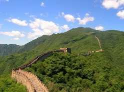 Great Wall of China by tpsdave (released to public domain CC0)