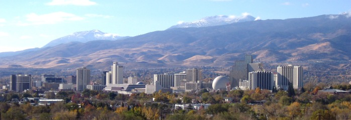 Reno Skyline by Andrew (CC BY-ND 2.0)
