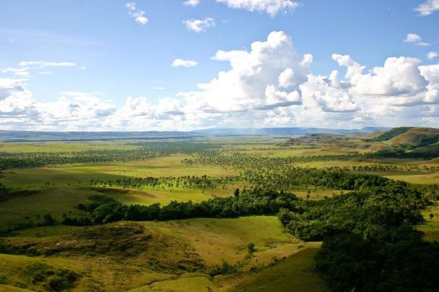 Venezuelan Llanos by Hochgeladen von Araujojoan96 (CC BY 2.0)
