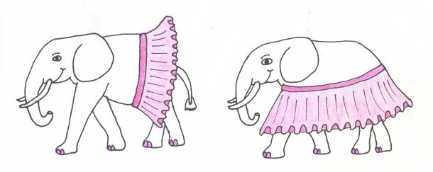 Tutu Elephants
